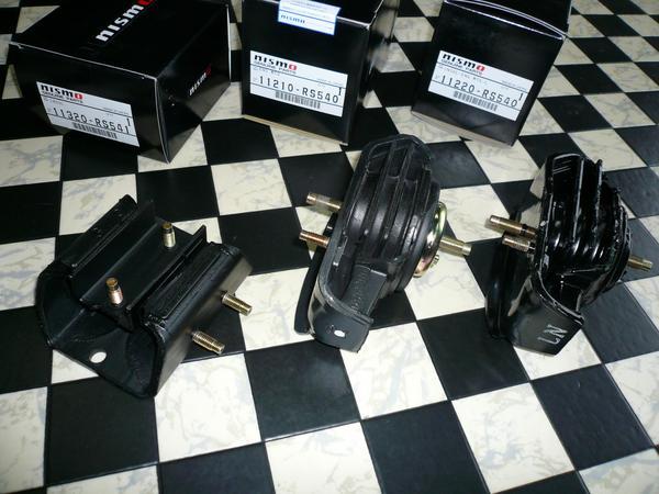 nismo エンジンマウント set PS13 S14 S15 シルビア&180SX