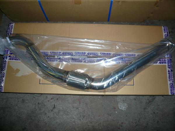 TRUST フロントパイプ TD06 T67 25G kit用 PS13 S14 S15トラスト