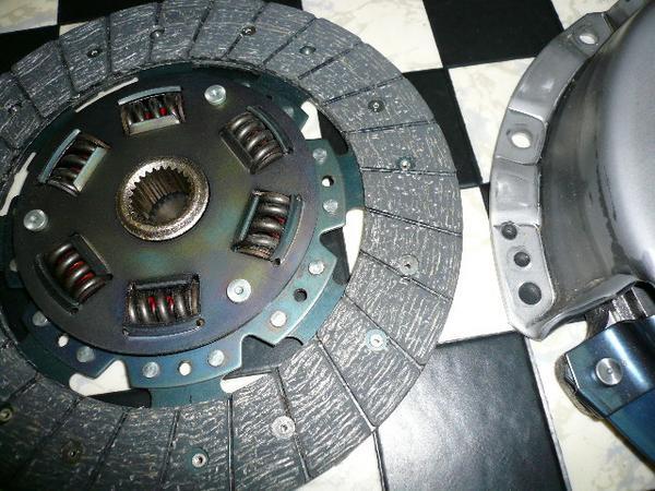 PS13 S14 S15 ノンアス強化クラッチセット SR20DET